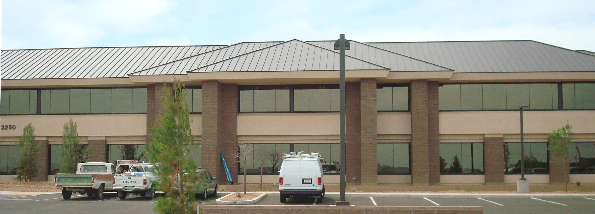Denver Commercial Roofing Services