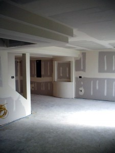 Atlantic Construction - Remodeling, Interior Drywall