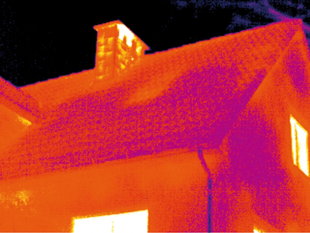 Atlantic Construction - Thermal Imaging, Roof Scanning